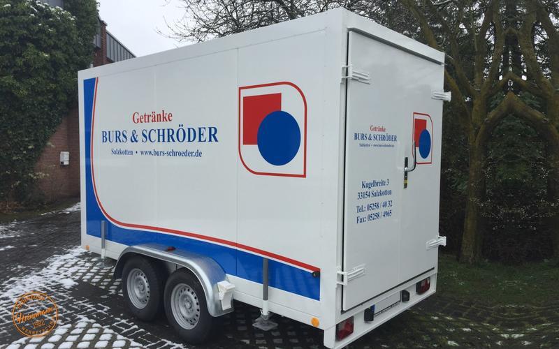 Anhänger Burs & Schröder