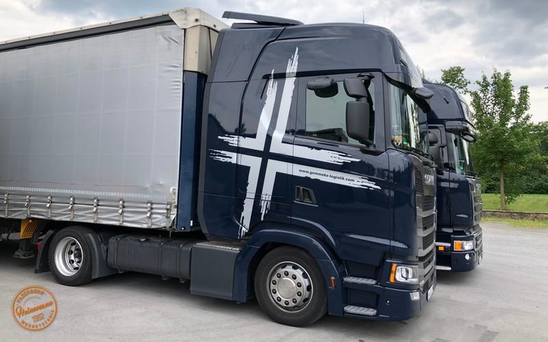 LKW Gemmeke Logistik