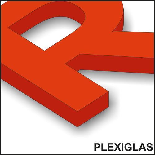 Plexiglas – farbig