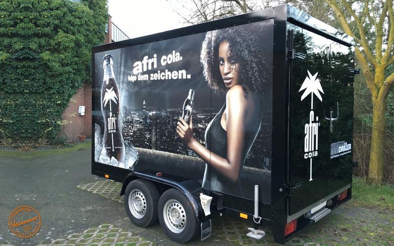 Anhänger Afri Cola